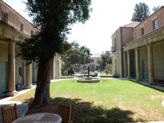 Un petit air d'Italie pour le département... d'histoire de l'art (of course !)