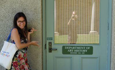 Coucou, moi aussi je suis historienne de l'art !