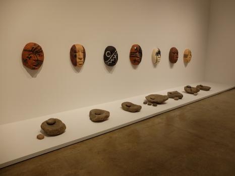 """Une exposition de Rose B. Simpson intitulée """"Ground"""""""
