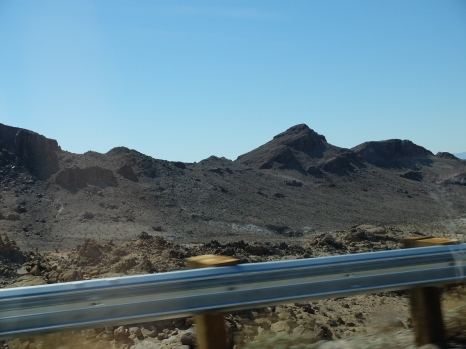 Le désert, le désert, le désert...