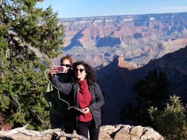 Traditionnel selfie