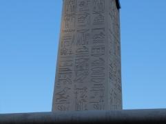 Qu'est-ce que j'ai appris en cours de hiéroglyphes déjà ??