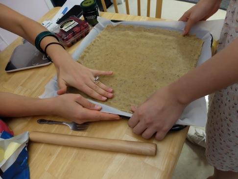 Cuisine à quatre mains