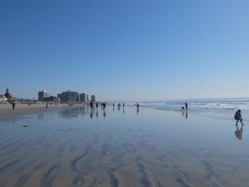 Bienvenue sur la plage d'El Coronado !