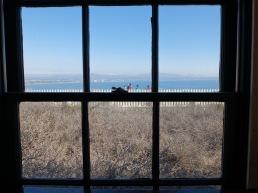 Fenêtre sur océan