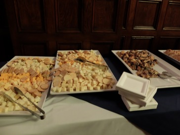 Du fromage et des profiteroles !!!