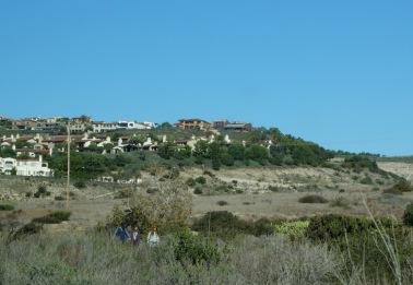 Petits villages perchés : cela me rappelle encore et toujours l'Italie...