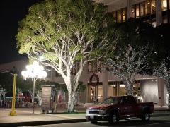 Illuminations dans Los Angeles