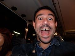 Guillaume s'amuse avec mon appareil photo