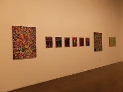 Tout en couleurs. Des oeuvres de Ryan Schneider.