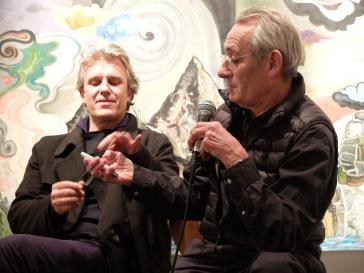 François Perrin et François Dallegret.
