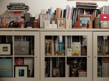 Aperçu de la bibliothèque de la Craig Kull Gallery.