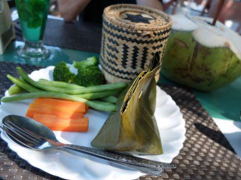 le Mok Pa : un plat de poisson dans une feuille de bananier
