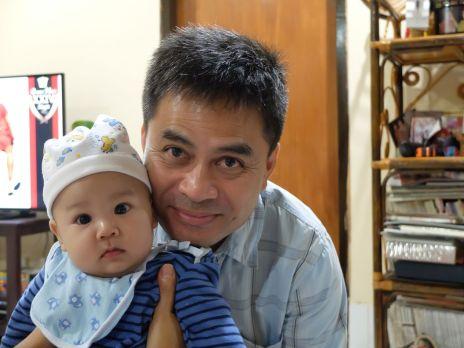 Mon oncle et son fiston, Louka