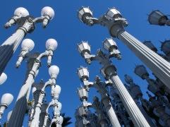 Des lampadaires par centaine !