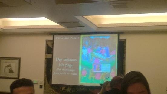 A Scripps, une conférence en histoire de l'art...