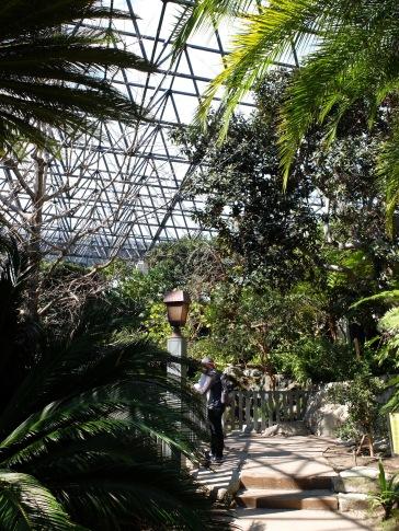Cet atrium vous rappelle-t-il quelque chose ?