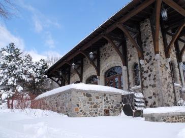 Le chalet du Mont-Royal