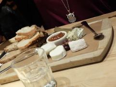 L'incontournable plateau de fromages !