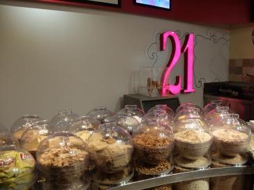 """La boutique s'appelle """"21 choices"""", mais des choix, il y en a plus de vingt-et-un..."""