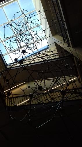 Une des rares structures que j'ai trouvé sympathiques sur le campus.