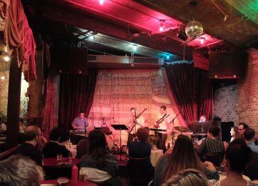 The Beehive, club de jazz à Boston.