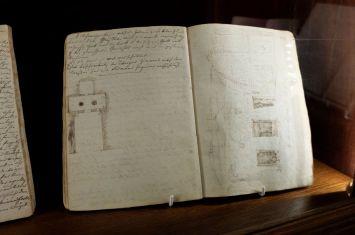 Un extrait du journal de voyage d'Otto Friedrich von Richter's pendant son expédition en Egypte et en Nubie (mai-juillet 1815).