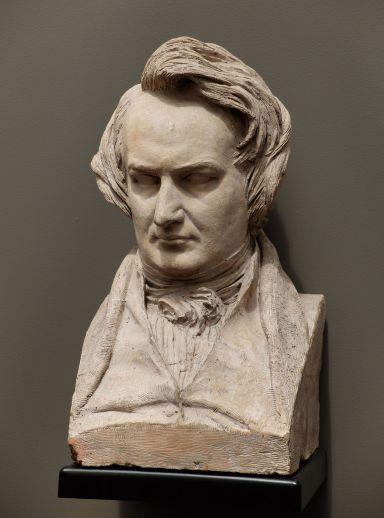 """""""Victor Hugo"""", 1837 : encore jeune à ce moment-là..."""