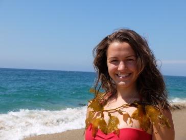Dernier collier à la mode sur la plage
