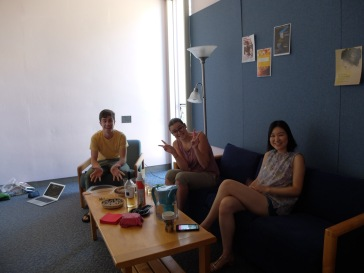 Dans l'appartement de Mykyta, avant que Hugo n'arrive...