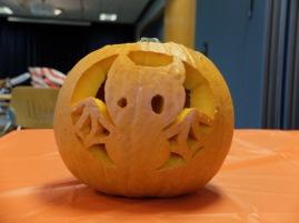 Une bébé chauve-souris pour Halloween : je ne peux faire que des trucs mignons et qui ne font pas peur...
