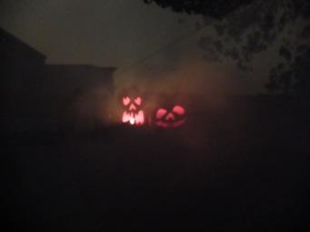 Citrouilles effrayantes