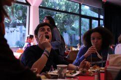 A la table espagnole (moins sérieuse)
