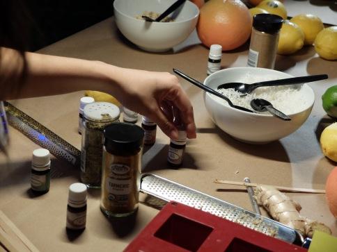Choix des huiles essentielles