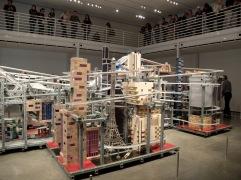 Chris Burden, Metropolis II, 2011. (2)
