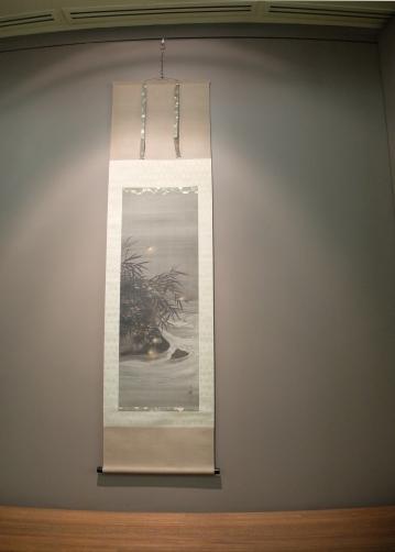 """Shiokawa Bunrin, """"Fireflies at River's Edge"""", XIXe siècle. Dans mon imaginaire, j'associe très facilement les lucioles au Japon ! Mais ne me parlez pas du """"Tombeau des Lucioles"""" s'il vous plaît..."""