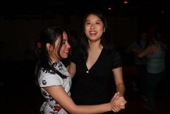"""J'adore danser avec Ariane en """"lead"""""""