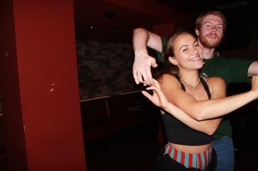 William et Sara, dans une photo au cadrage dynamique !