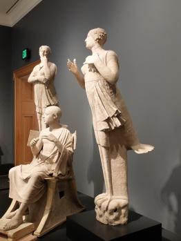 """""""Orpheus and Sirens"""", Grec, fait à Taras, 330-300 av. J.-C. (1)"""