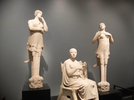 """""""Orpheus and Sirens"""", Grec, fait à Taras, 330-300 av. J.-C. (2)"""