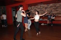 En dansant avec Oscar