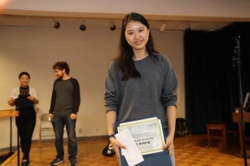 Ariane Lo Borg Spirit award