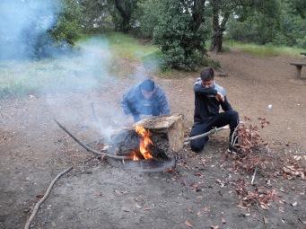 Hommes des bois (3)
