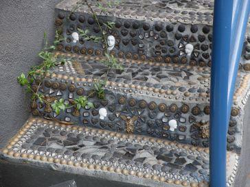 Un drôle d'escalier...