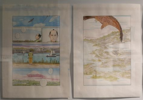 """Tanigushi Jiro, """"Furari"""", 2010-11."""