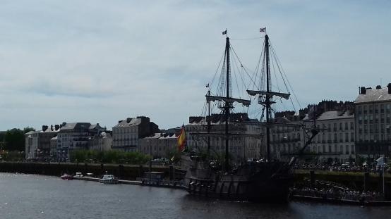 Le Black Pearl à Nantes.