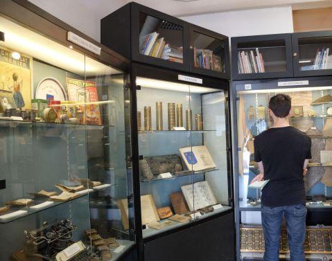 Au musée de l'imprimerie (1)