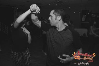 Photo prise par Sensations Latines (qui organise les soirées dansantes au Bal Pop')