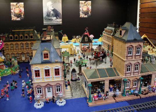 Playmobil sur le thème de Jules Verne (1)