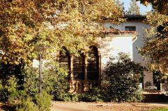 A Scripps, le dortoir où habitait Maÿlis.